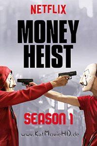 Money Heist Season 1 English Dubbed