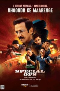 Special OPS Hindi Web Series Download
