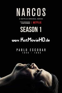 Narcos Season 1 in Hindi Dubbed