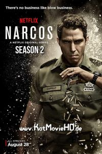 Narcos Season 2 in Hindi Dubbed Download