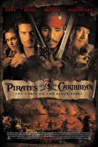 Pirates of the Caribbean 1 in Hindi : The Curse of the Black Pearl