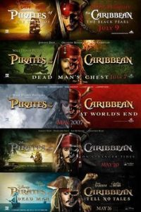 Pirates of the Caribbean all Parts in Hindi Download